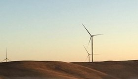 Ararat Wind Farm generating electricity for ACT and Victoria