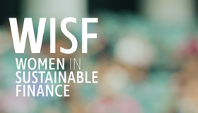 Women in Sustainable Finance webinar: Decarbonising transport