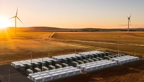 The Hornsdale Power Reserve, the largest battery in the Southern Hemisphere