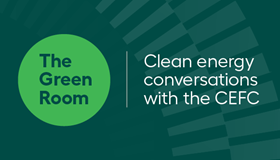 The Green Room webinar: How will decarbonisation feature post-pandemic?