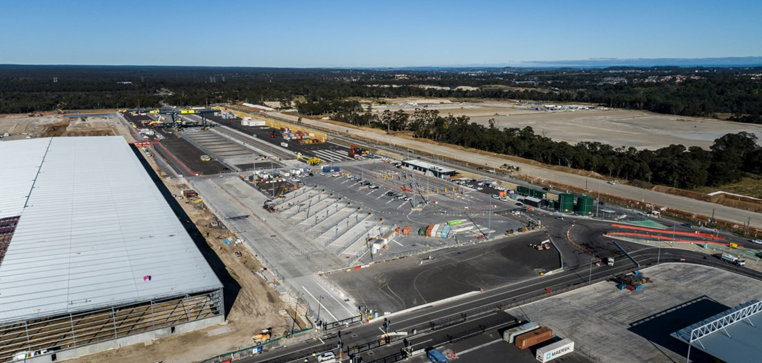 "Moorebank Logistics Park awarded ""Excellent"" ISCA design rating"