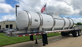 CEFC congratulates Omni Tanker on launching its innovative carbon composite road tanker in the US