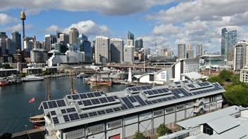 Image of Innovative eArc technology powering next wave of Australian solar