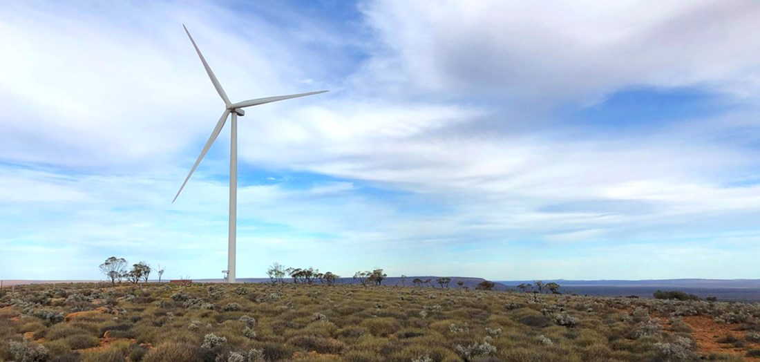 Lincoln Gap Wind Farm